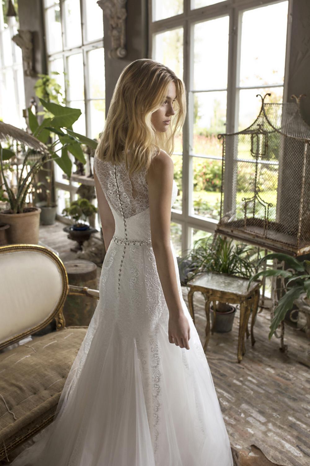 Romantische Brautkleider Im La Donna Hochzeitsatelier
