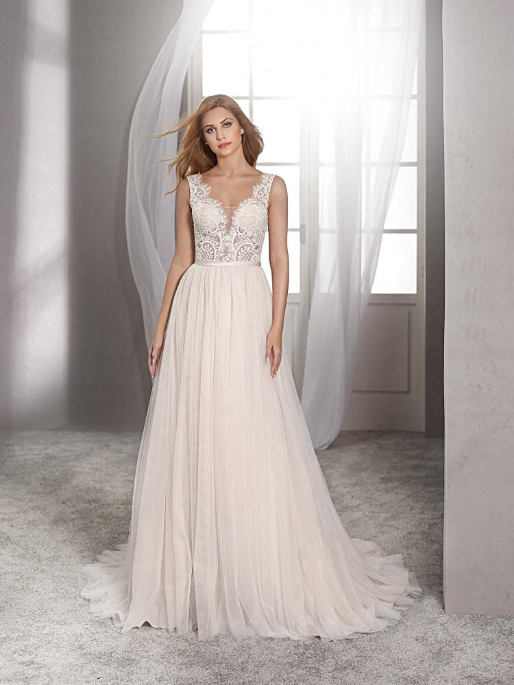 Brautkleider Regensburg | Romantische Brautkleider Im La Donna Hochzeitsatelier