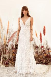 White April Bridal